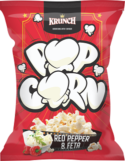 POPCORN 3D RED PEPPER